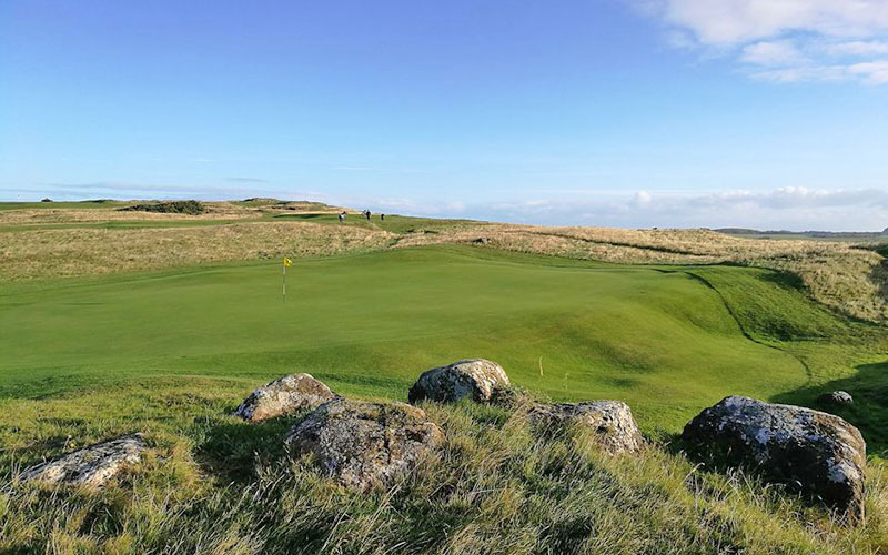 Gullane Golf Course