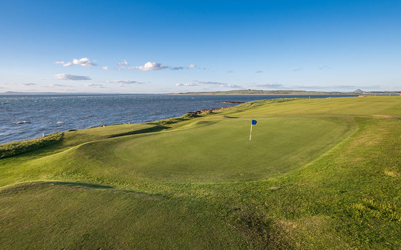 Kilspindie Golf Course